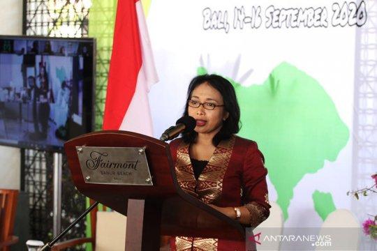 Menteri PPPA: Perempuan Bali tangguh hadapi pandemi COVID-19