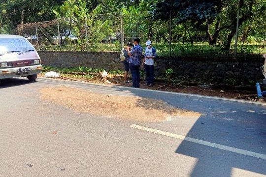 Briptu Andry tewas ditabrak mobil anggota TNI yang mengantuk