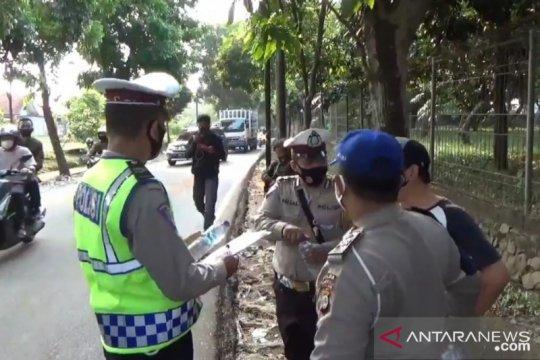Oknum TNI diamankan diduga tabrak lari anggota Polri