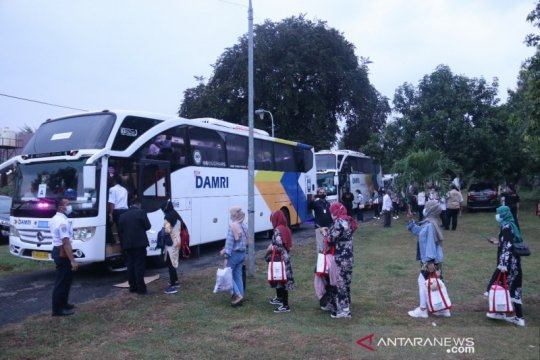 Kemensos rehabilitasi 62 WNI migran korban PHK dari Malaysia
