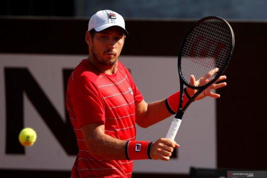 Tenis Italia Terbuka: Dusan Lajovic kalahkan Milos Raonic