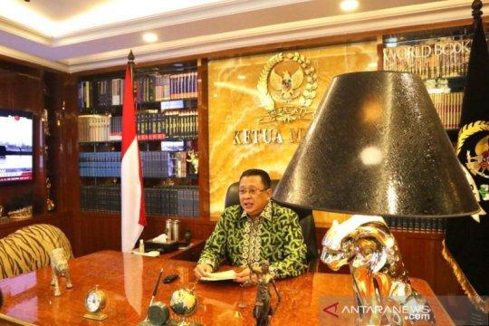 Ketua MPR: Instansi pemda jangan bikin kegiatan undang kerumunan