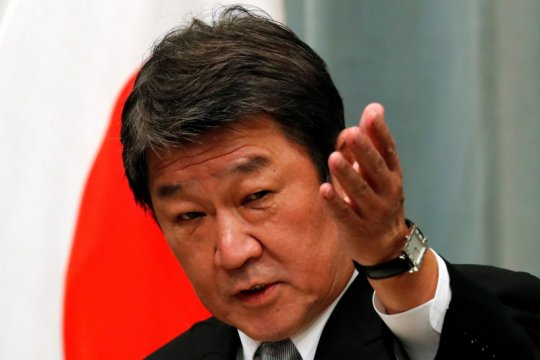 Jepang, Australia, India bicarakan hubungan strategis