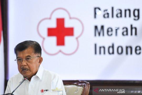 JK sebut PMI terus hadir di garda terdepan setiap bencana
