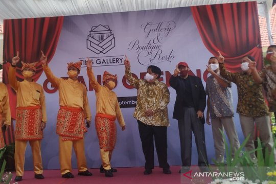 PT Timah luncurkan tins gallery pusat produk UMKM Babel