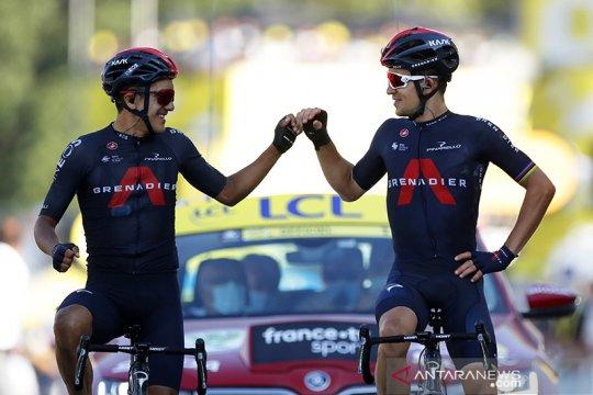 Michal Kwiatkowski menangi etape 18 Tour de France