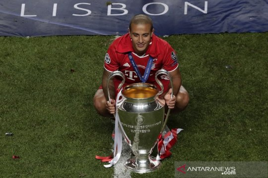 Thiago ucap salam perpisahan kepada Bayern