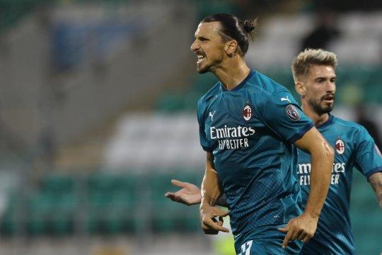 Milan konfirmasi Ibrahimovic terinfeksi COVID-19