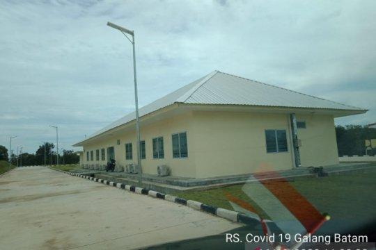 Waskita Karya: Gedung isolasi RS COVID-19 Pulau Galang aman