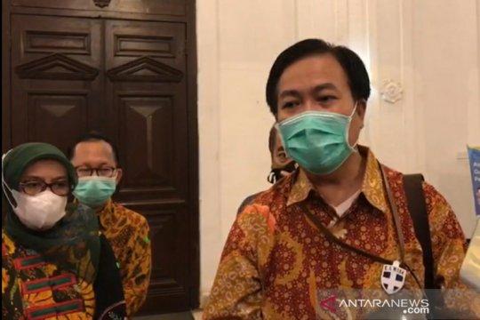 Tiga calon sekretaris daerah Kota Bogor jalani tes kesehatan