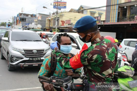 Kota Jayapura terbanyak, 72 warga Papua meninggal karena COVID-19