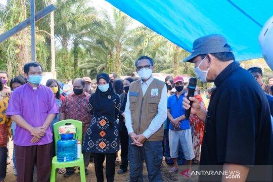 Pemerintah siapkan dana tunggu hunian bagi korban banjir Luwu Utara