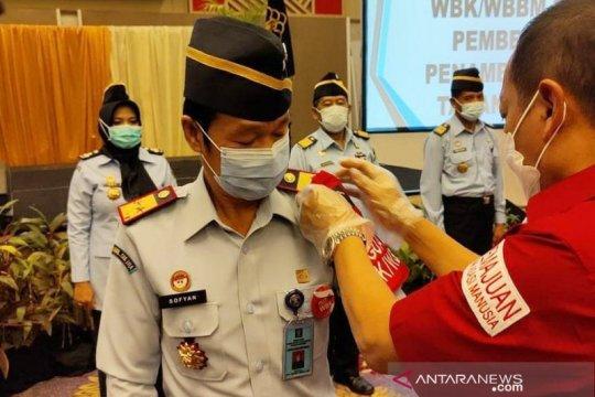 Sekjen Kemenkumham beri penguatan satker di Sulawesi untuk WBK-WBBM