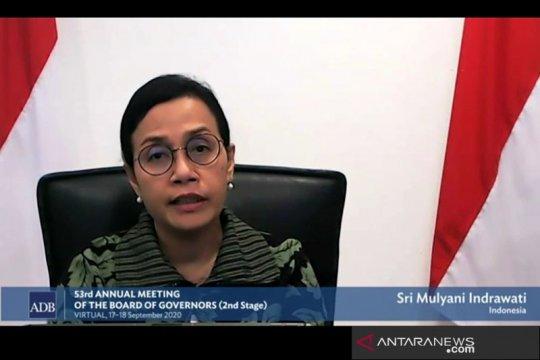 Sri Mulyani: Negara G20 terus lakukan aksi global lawan COVID-19