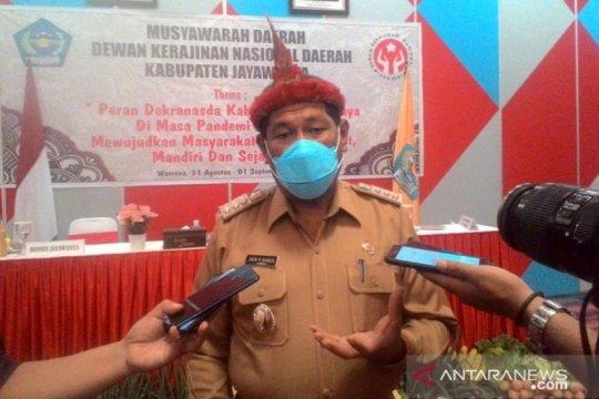 Satu pasien Jayawijaya tularkan COVID-19 kepada 8 kerabat