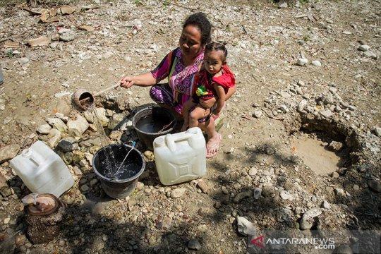 BPBD Karawang: Tiga desa hadapi masalah kesulitan air bersih