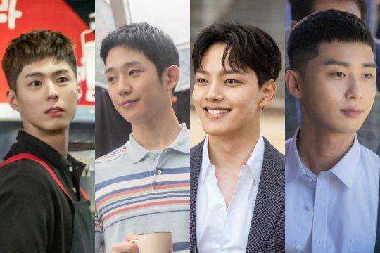 Sembilan aktor Korea terpopuler versi Netflix
