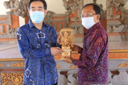 Konsul Jenderal RRT di Denpasar siap dukung Bali tangani COVID-19