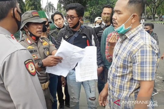 Polisi dalami kasus tendangan terbang oknum Satpol PP Bogor
