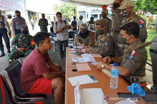 Denda tak pakai masker di Mataram masuk penerimaan daerah yang sah