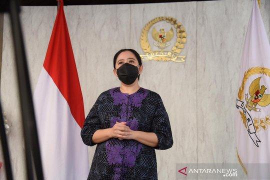 Puan: beri kesempatan Polri tuntaskan penyidikan kebakaran Kejaksaan