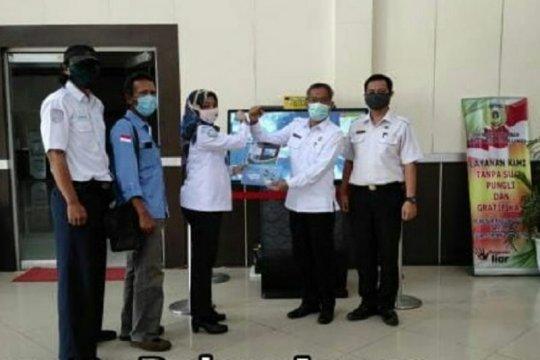 BMKG sosialisasi pengoperasian WRSNG di Tapsel dan Padang Lawas
