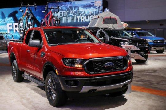 Ford F-150 generasi terbaru akan diluncurkan pada November