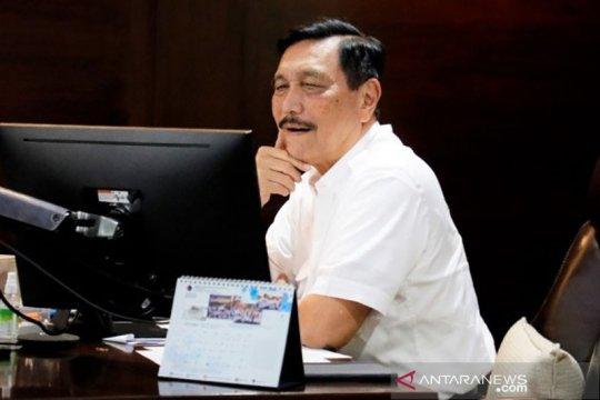 Luhut: Pemerintah tak ingin buka pariwisata Bali tanpa batas