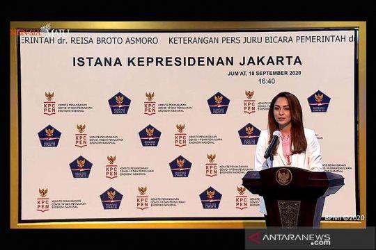 Reisa Broto Asmoro: Pakai masker jangan asal-asalan