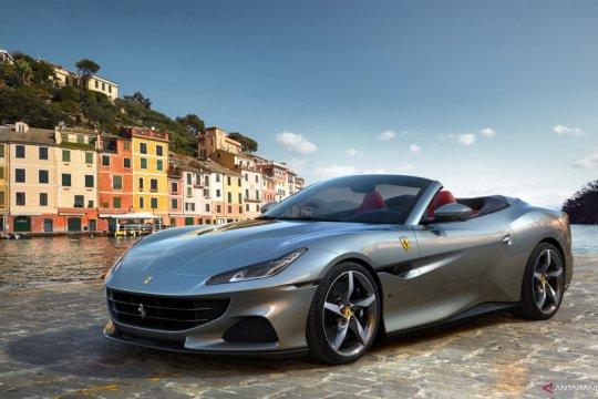 Ferrari kenalkan Portofino M genjot penjualan sedan grand touring
