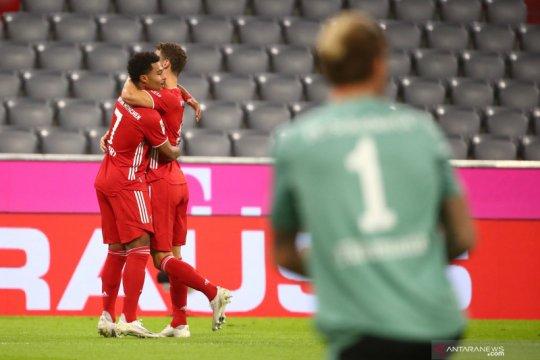DFB peringatkan Bayern setelah petingginya abaikan protokol kesehatan