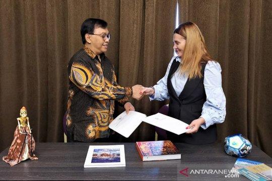 """KBRI Moskow gandeng Samara promosikan 10 """"Bali Baru"""""""