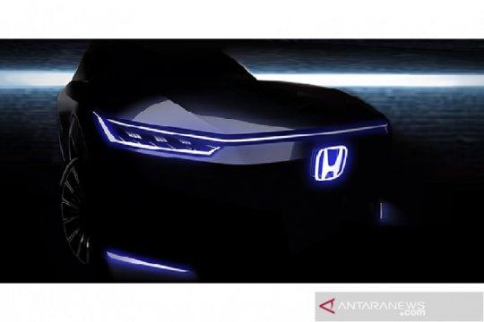 Honda siap gelar debut mobil listrik baru di Auto China