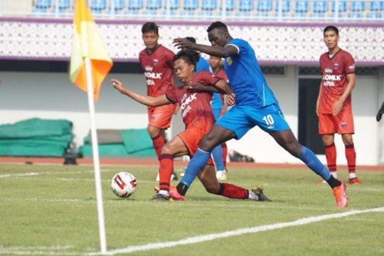 Bhayangkara FC lelah menunggu nasib kompetisi