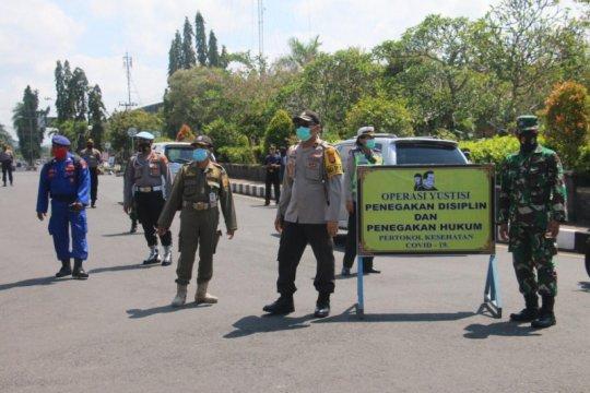 Operasi Yustisi tindak 3.051 pelanggar protokol kesehatan di Bali