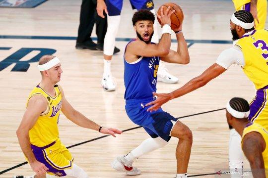 Jamal Murray cetak 50 poin saat Nuggets kalahkan Cavaliers