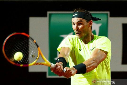 Tenis Italia Terbuka: Nadal melaju ke perempat final