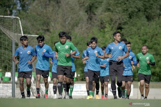 PSSI: Timnas U-19 hadapi Hajduk Split sebagai ganti Bosnia-Herzegovina