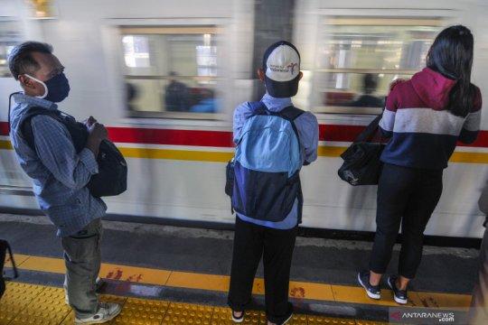 Perubahan jam operasional KRL Commuter Line