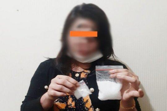 Polisi tangkap ibu rumah tangga di Sampit edarkan sabu-sabu