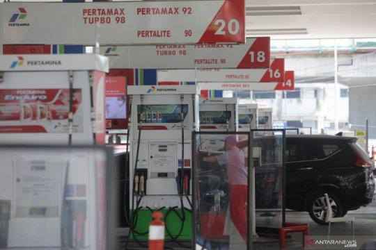 Aman, pasokan BBM Pertamina pasca kerusuhan