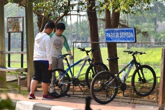 Kemenhub fasilitasi 50 parkir sepeda di tempat umum hingga instansi