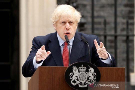 PM Inggris pertahankan sistem uji dan lacak untuk tangani COVID-19