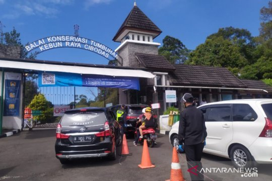 Akibat PSBB Jakarta, kunjungan wisatawan ke Cianjur anjlok 80 persen