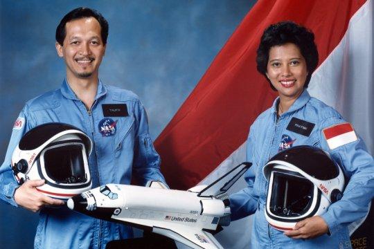 Batal ke antariksa, alasan astronaut Indonesia tak ikut misi lainnya?