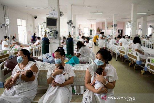 WHO desak petugas kesehatan untuk izinkan kontak ibu, bayi