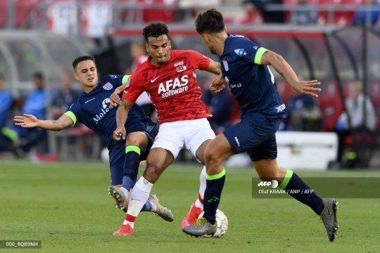 AZ Alkmaar berbagi poin dengan PEC Zwolle
