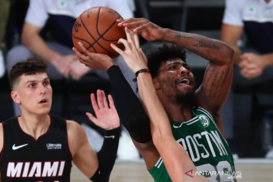 Playoff NBA : Boston Celtics vs Miami Heat