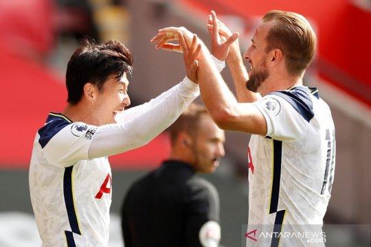 Kombinasi jitu Son-Kane bantu Tottenham hajar Southampton 5-2