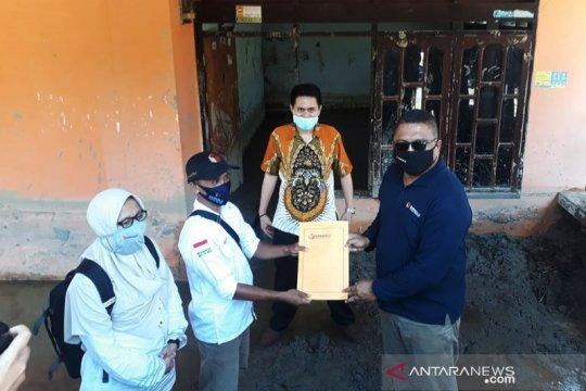 Bawaslu bantu pulihkan Panwascam Dolo Selatan-Sigi pascabanjir bandang